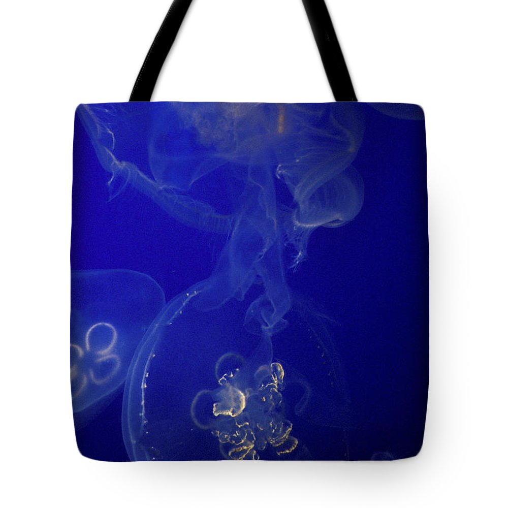 Vertical Tote Bag featuring the photograph Live Water by Paul W Faust - Impressions of Light