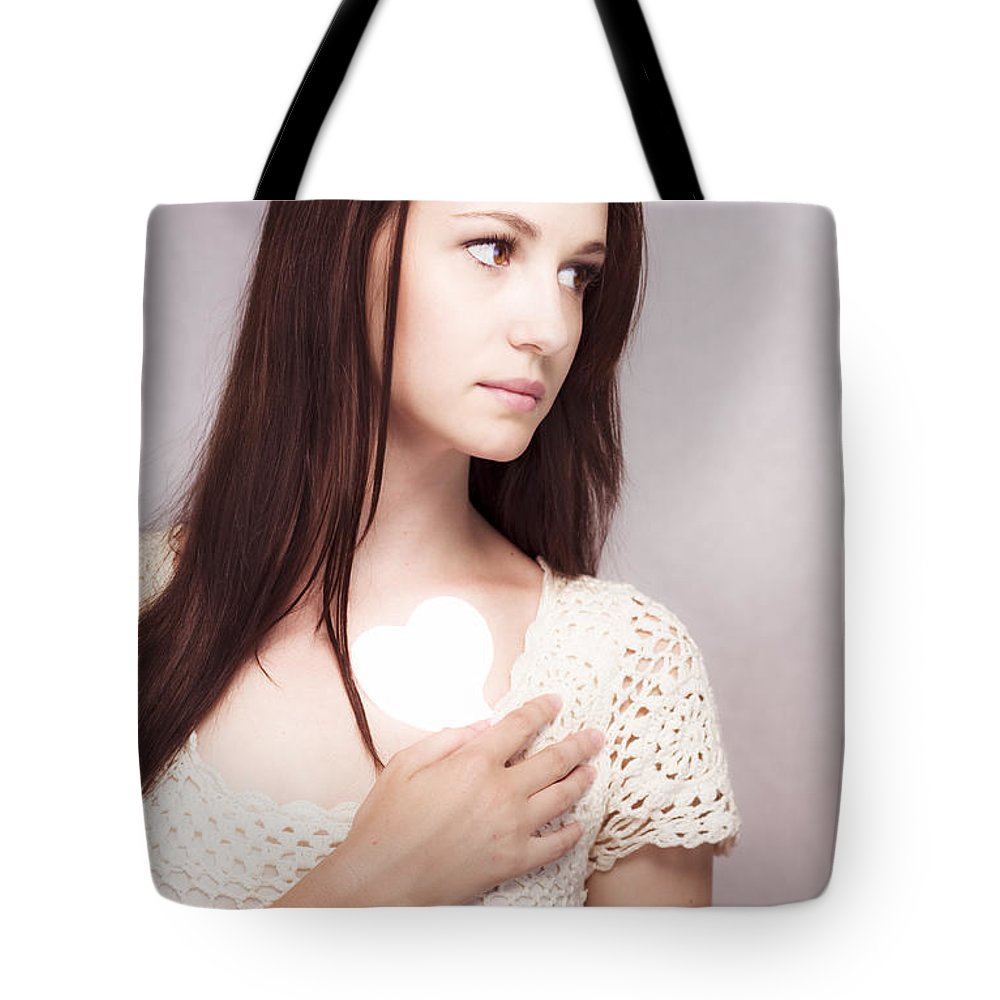 Ache Tote Bag featuring the photograph Love And Loss by Jorgo Photography - Wall Art Gallery