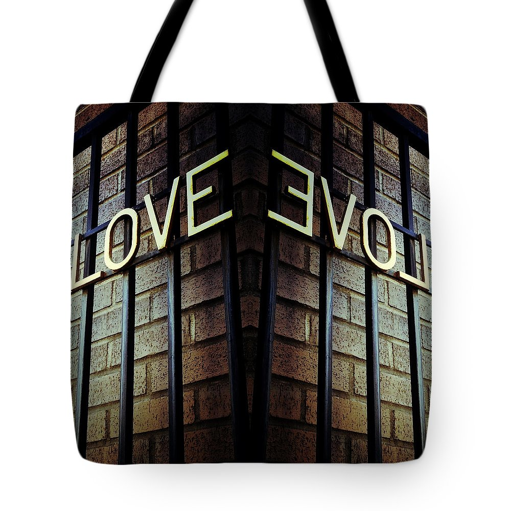 Love Tote Bag featuring the photograph Love by Natasha Marco