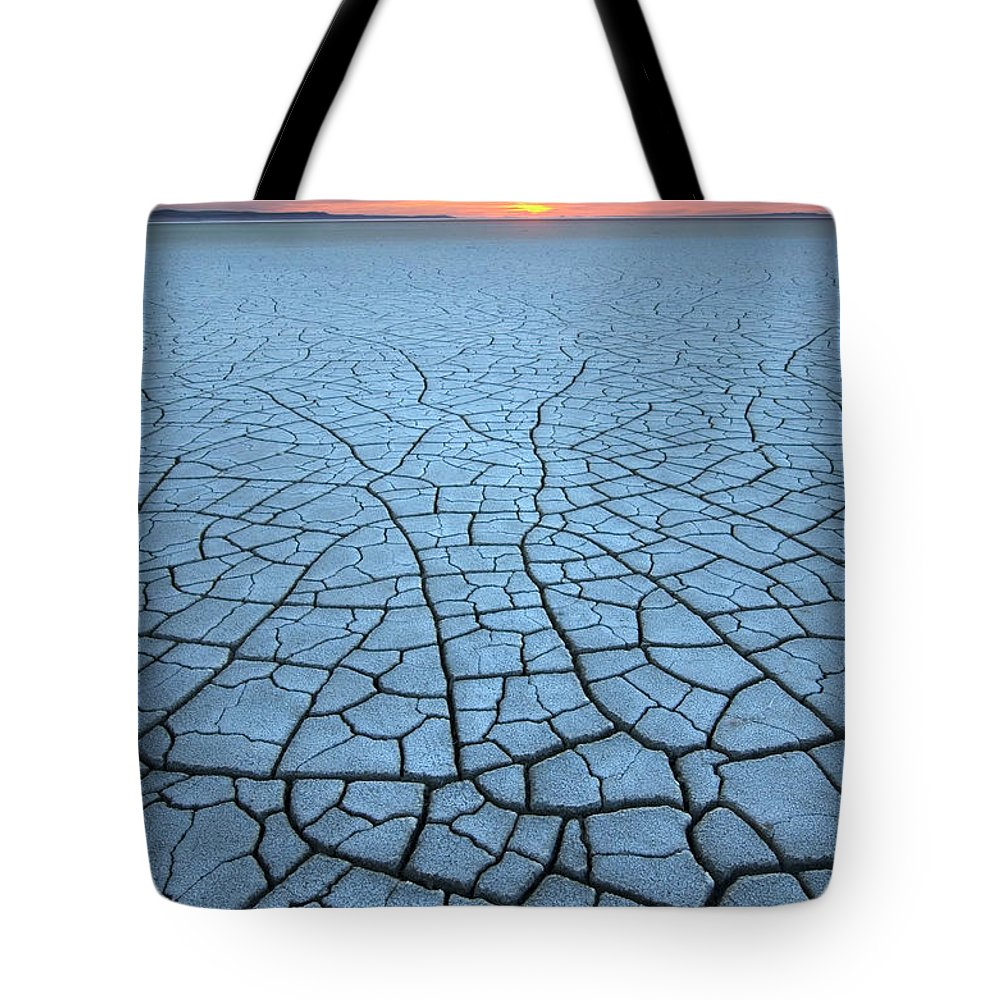 Tranquility Tote Bag featuring the photograph Malheur National Wildlife Refuge, Oregon by Alan Majchrowicz