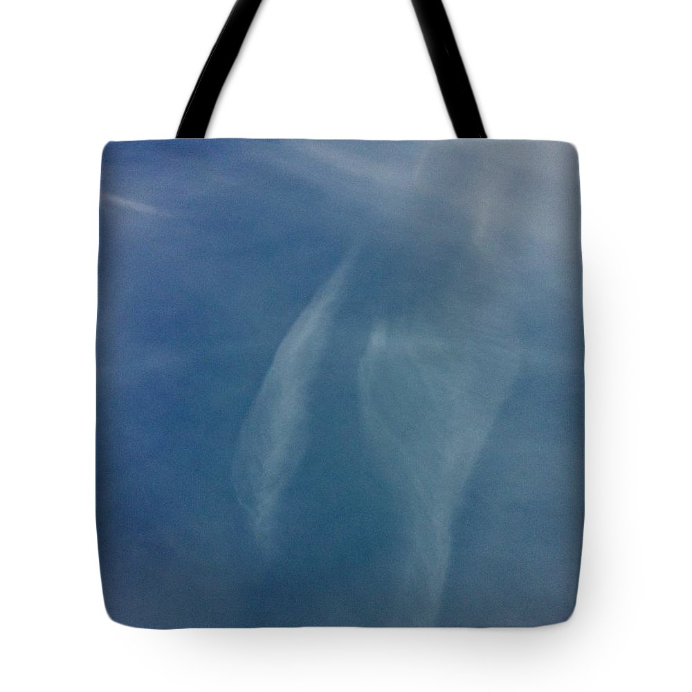 Postcard Tote Bag featuring the digital art Acts 217 Joel 228 by Matthew Seufer