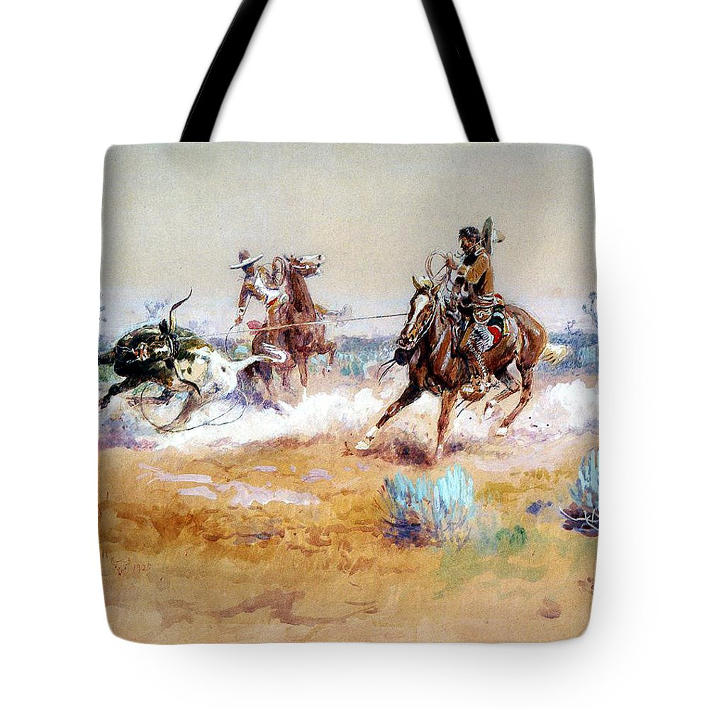 Mexico Tote Bag featuring the digital art Mexico by Charles Russell