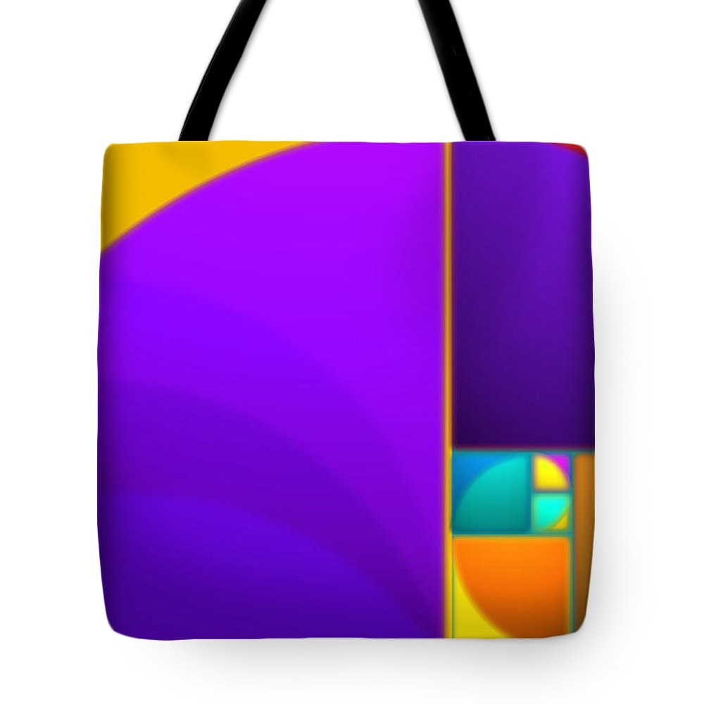 Nautilus Tote Bag featuring the painting Nautilus by Charles Stuart