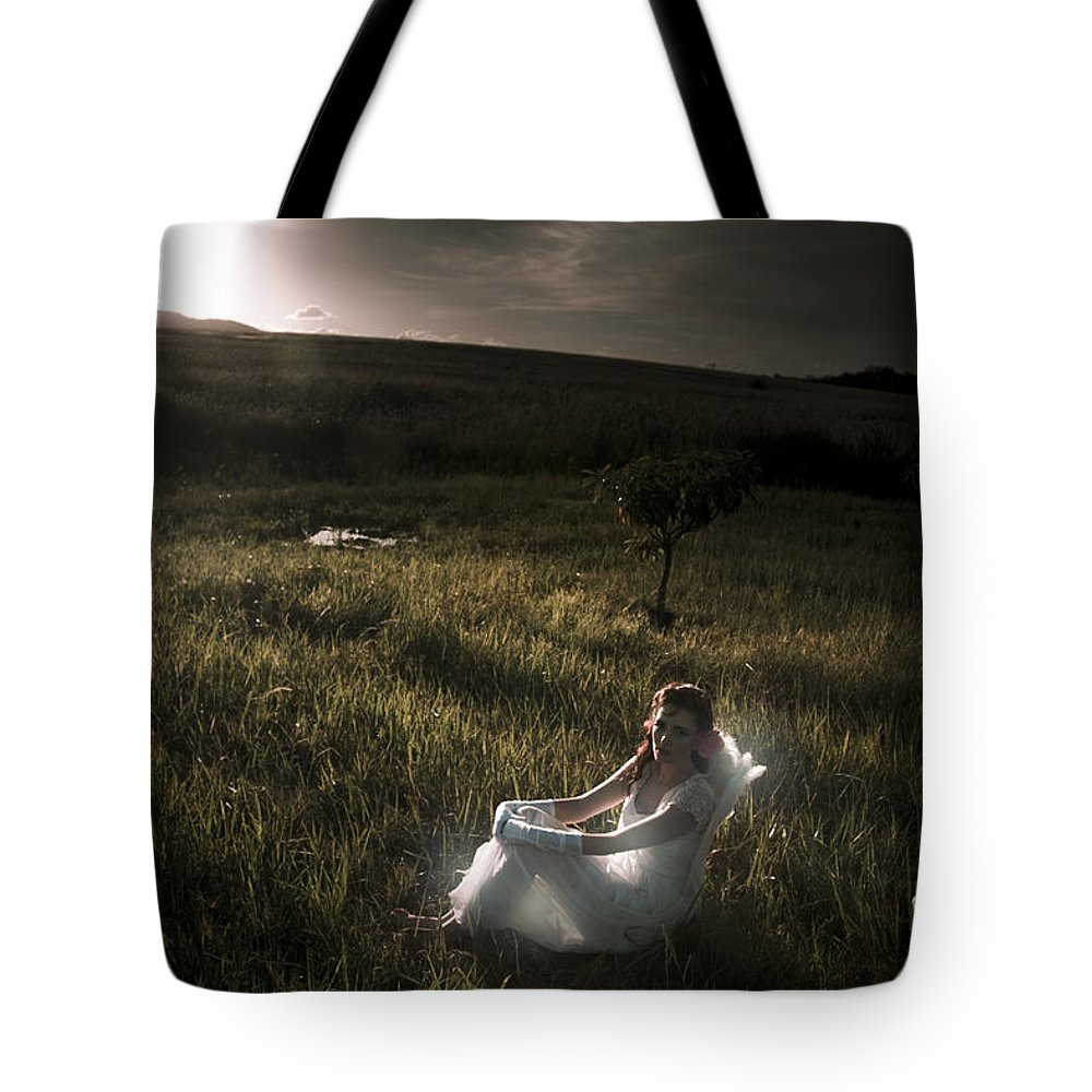 Adult Tote Bag featuring the photograph New Beginning by Jorgo Photography - Wall Art Gallery