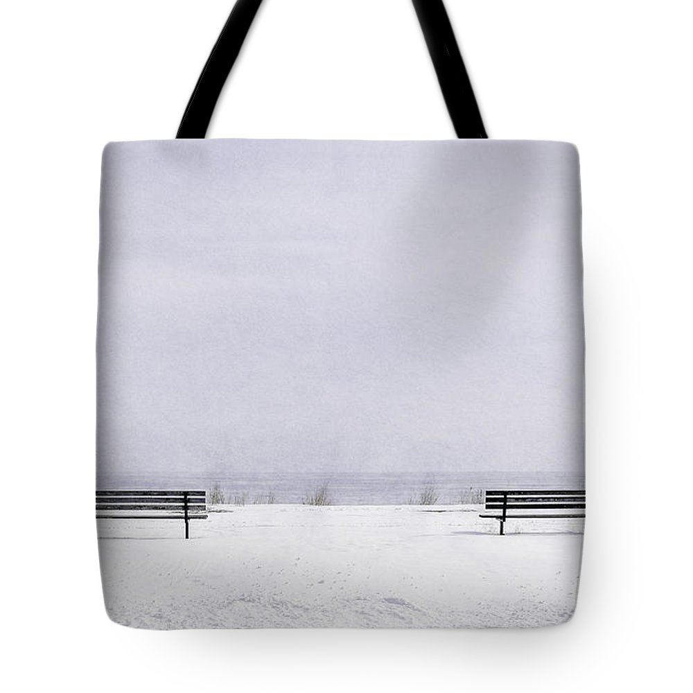 Landscape Photography Tote Bag featuring the photograph Old Friends by Scott Norris