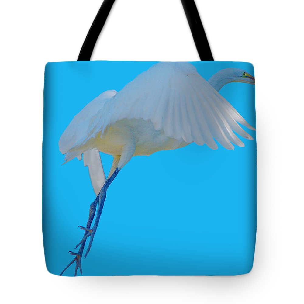 Roy Williams Tote Bag featuring the photograph On Approach Landing 2 by Roy Williams