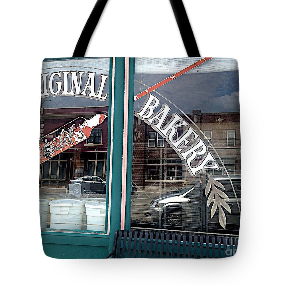 Bakery Tote Bag featuring the photograph Original by Joseph Yarbrough