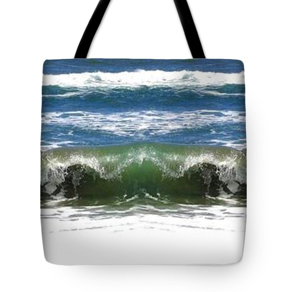 Photo Synthesis 2 Tote Bag featuring the digital art Photo Synthesis 2 by Will Borden