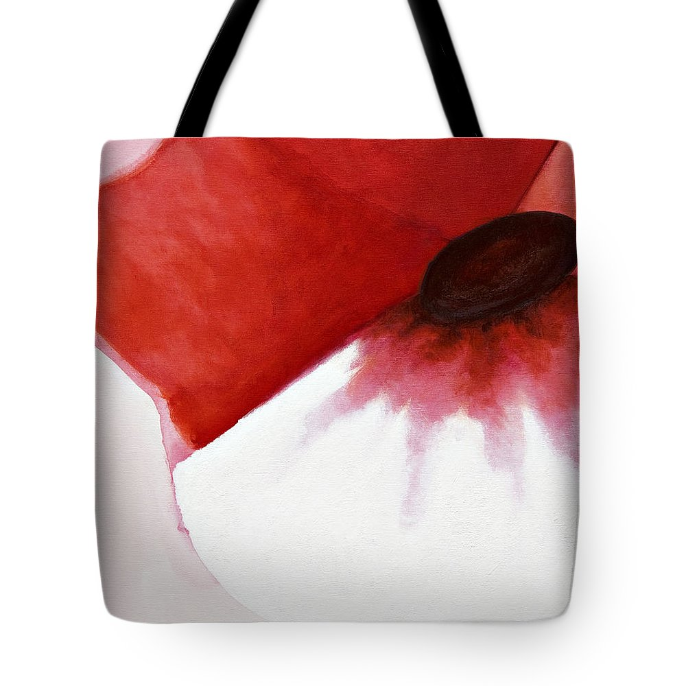 Photo By Rob Roux Tote Bag featuring the painting Pop by Jerome Lawrence