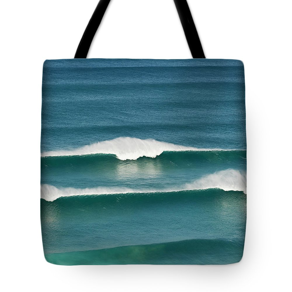 Algarve Tote Bag featuring the photograph Portugal, Algarve, Sagres, View Of by Westend61