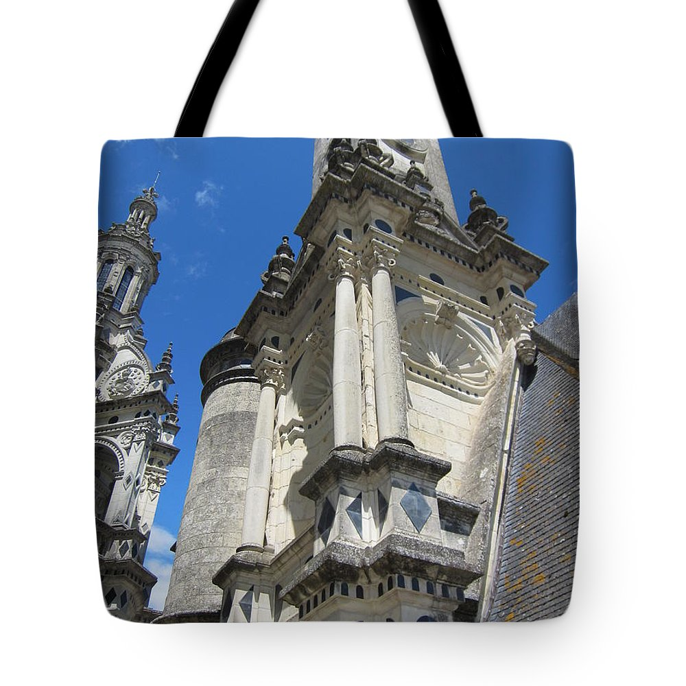 Rooftop Tote Bag featuring the photograph Rooftop Splendour 2 by Pema Hou