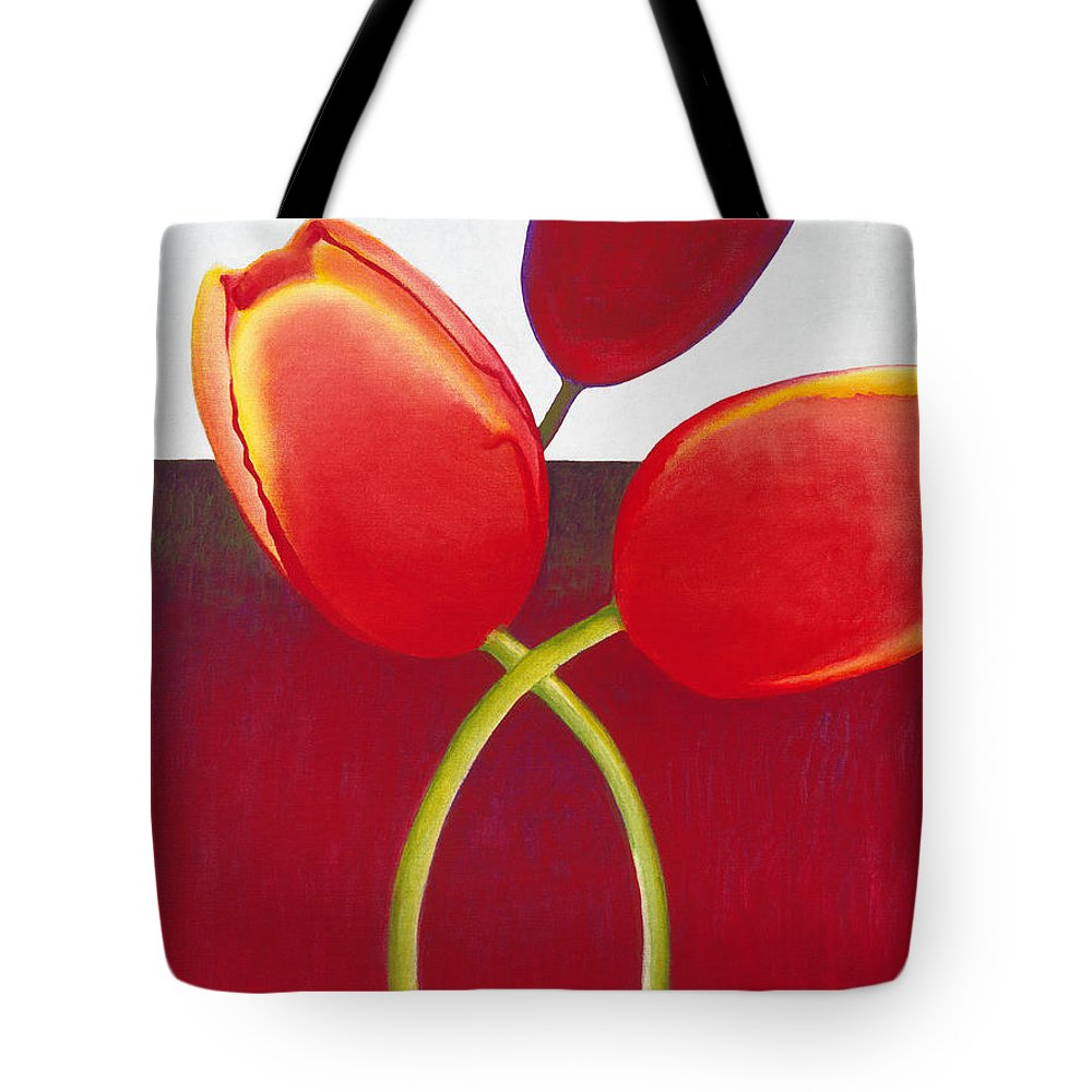 Tote Bag featuring the painting Spirit Flight by Jerome Lawrence