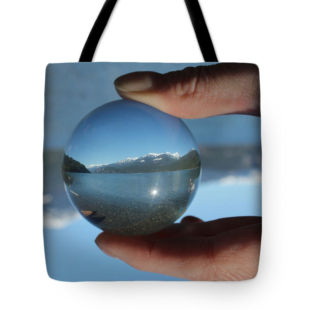 Spring Tote Bag featuring the photograph Spring In The Kootenays by Cathie Douglas