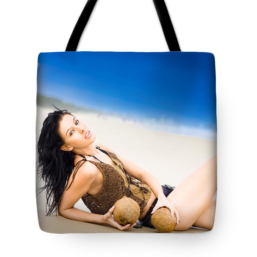 Vacation Tote Bag featuring the photograph Sunlight Serenity by Jorgo Photography - Wall Art Gallery