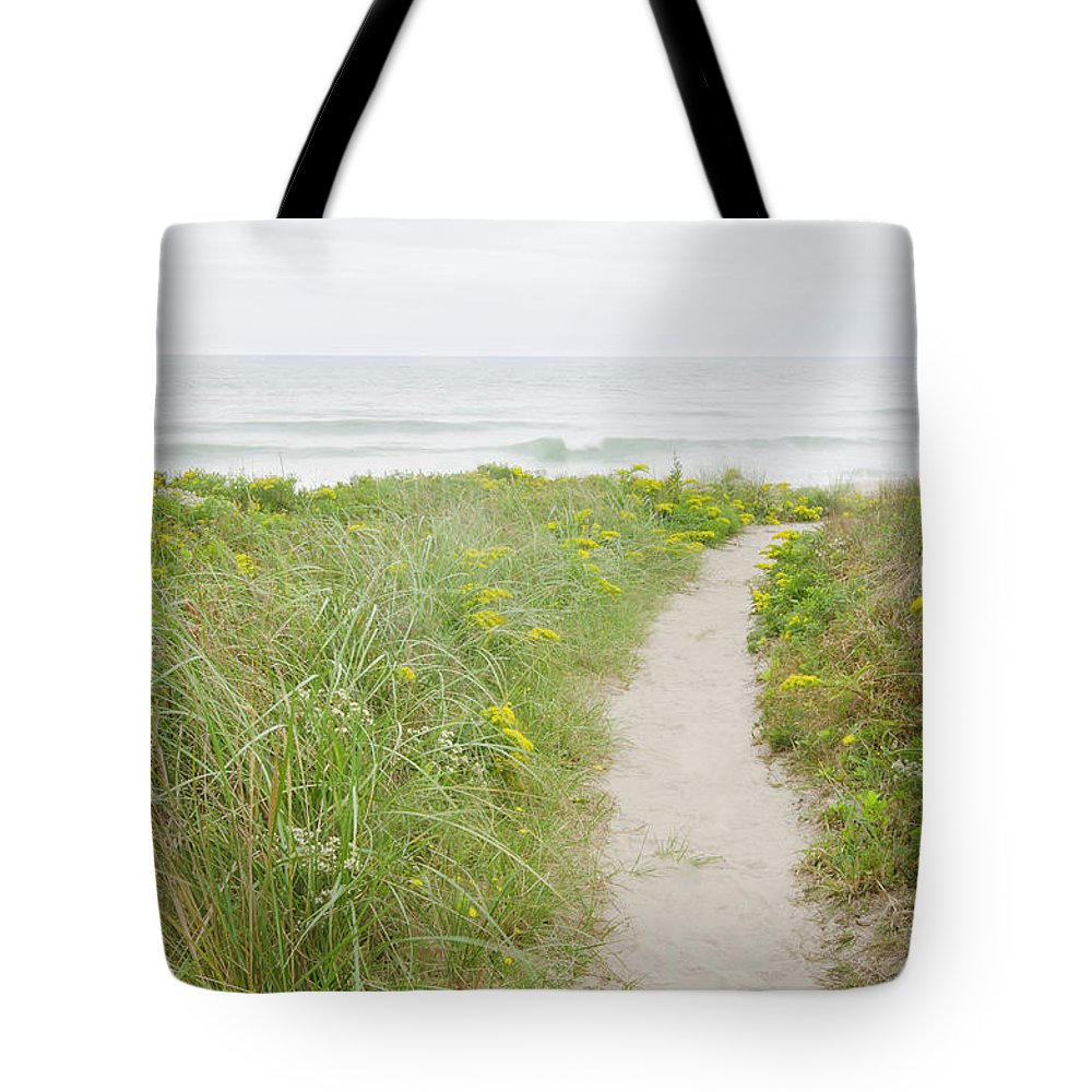 Tranquility Tote Bag featuring the photograph Usa, Massachusetts, Nantucket Island by Chuck Plante