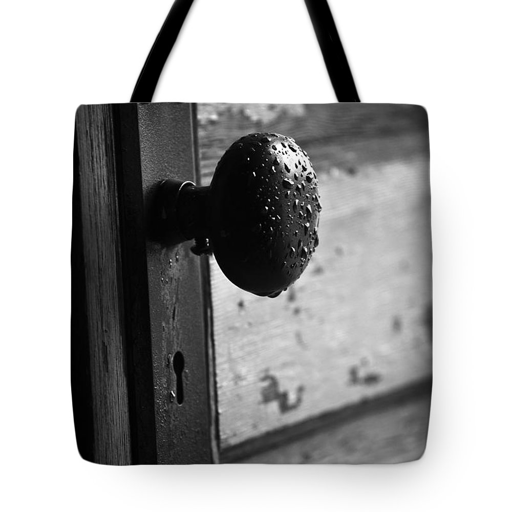Blumwurks Tote Bag featuring the photograph Weathered by Matthew Blum