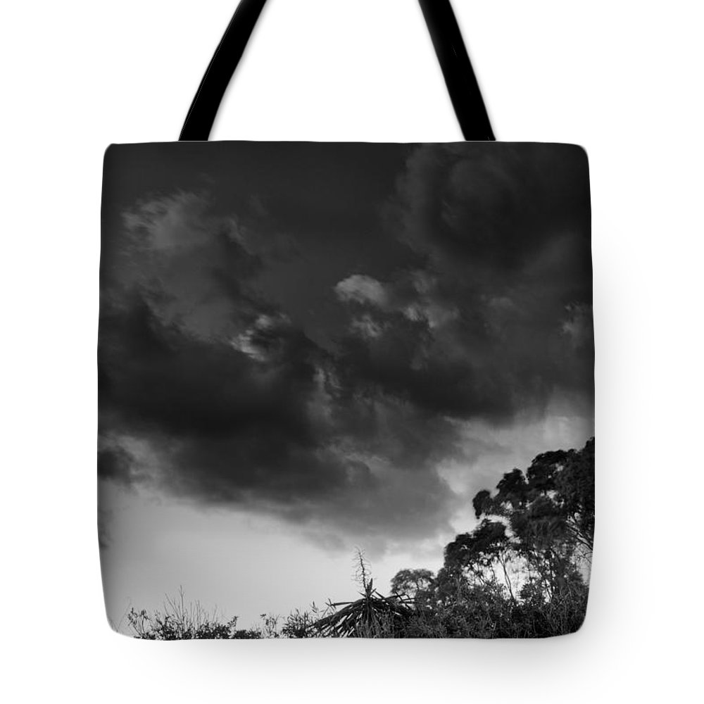 Mediterranean Tote Bag featuring the photograph Windy Trees by Guido Montanes Castillo