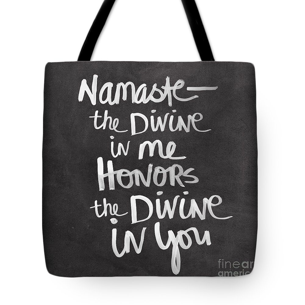 Writing Paintings Tote Bags