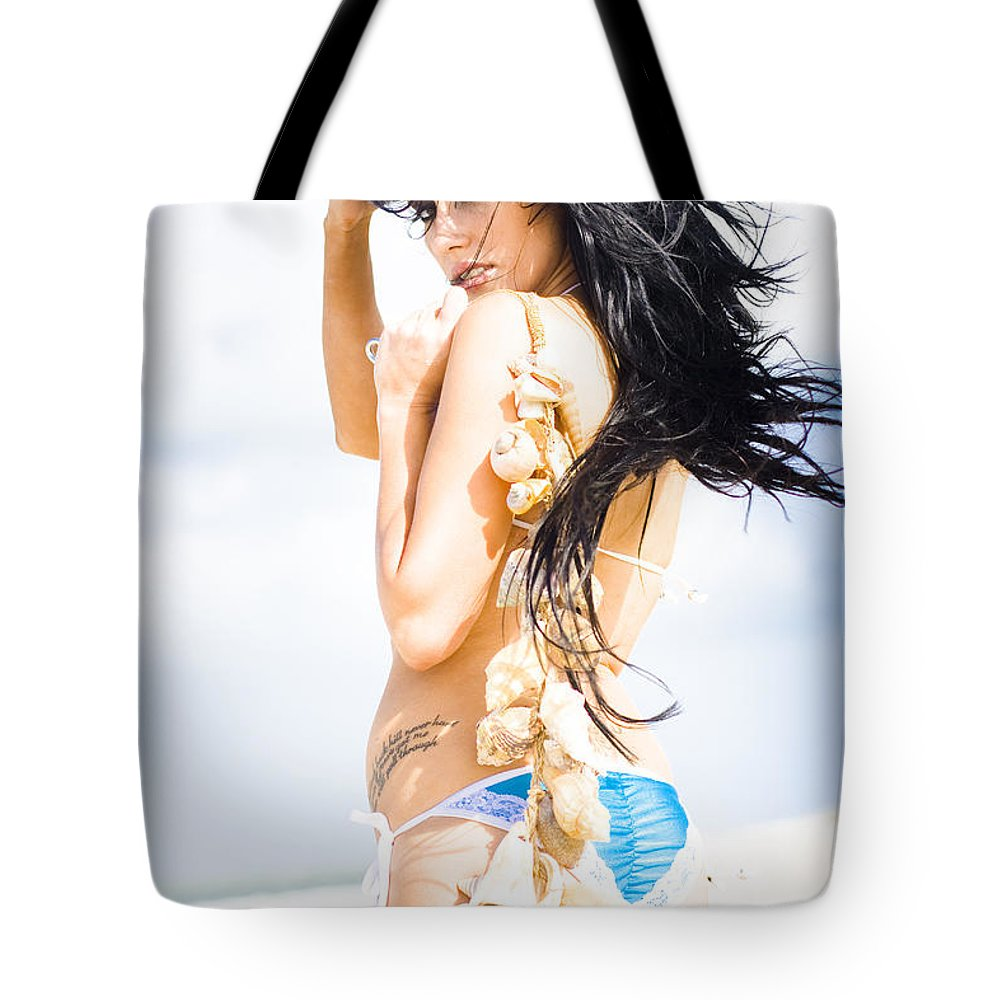 Bright Tote Bag featuring the photograph Vacation by Jorgo Photography - Wall Art Gallery