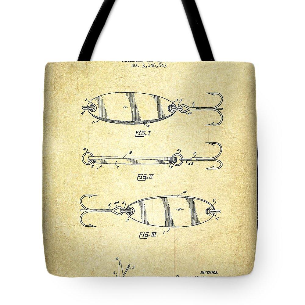 Fishing Tackle Tote Bags