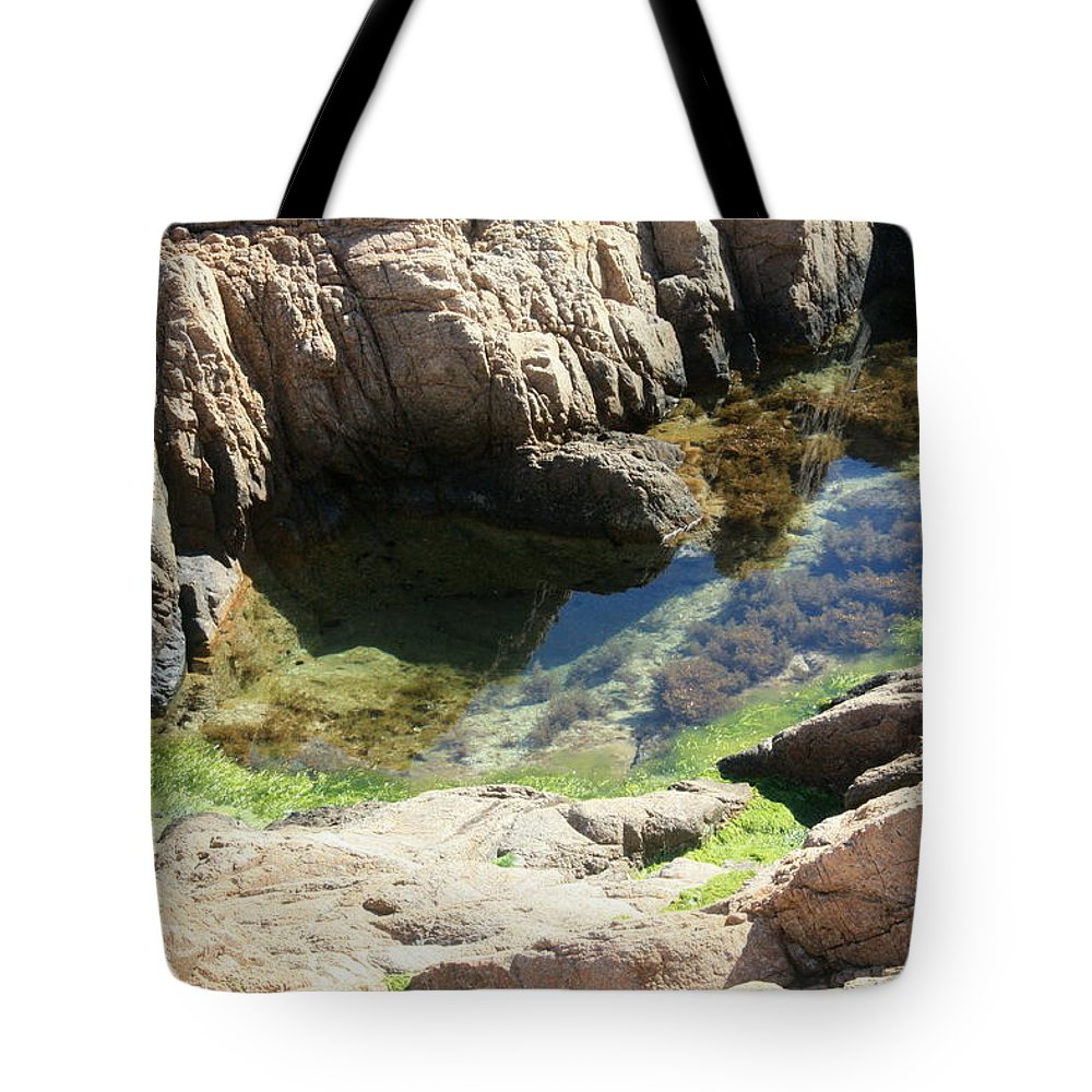 Tossa De Mar Tote Bag featuring the photograph Tossa De Mar Costa Brava by Kevin F Cook