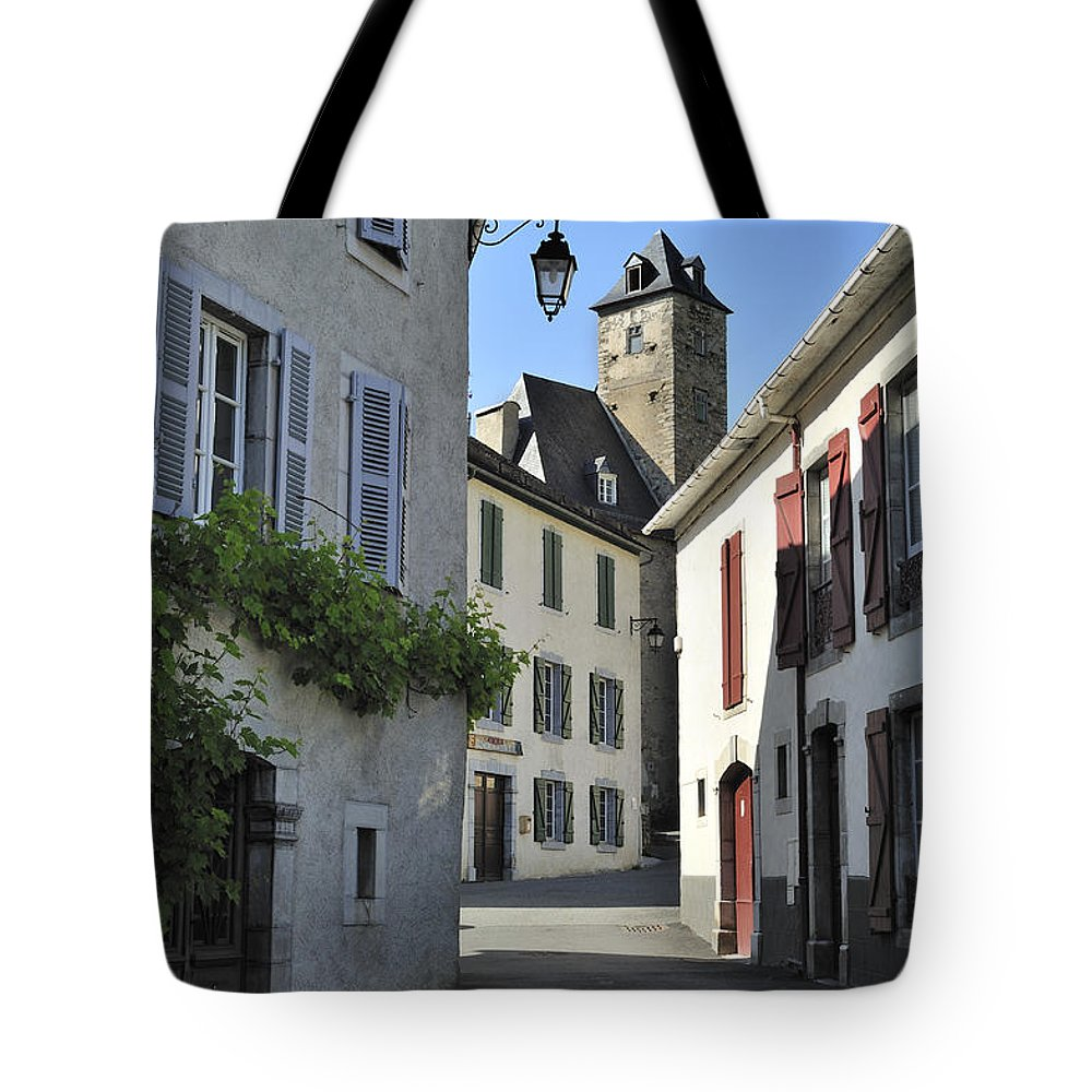 Abbey Tote Bag featuring the photograph 120520p180 by Arterra Picture Library