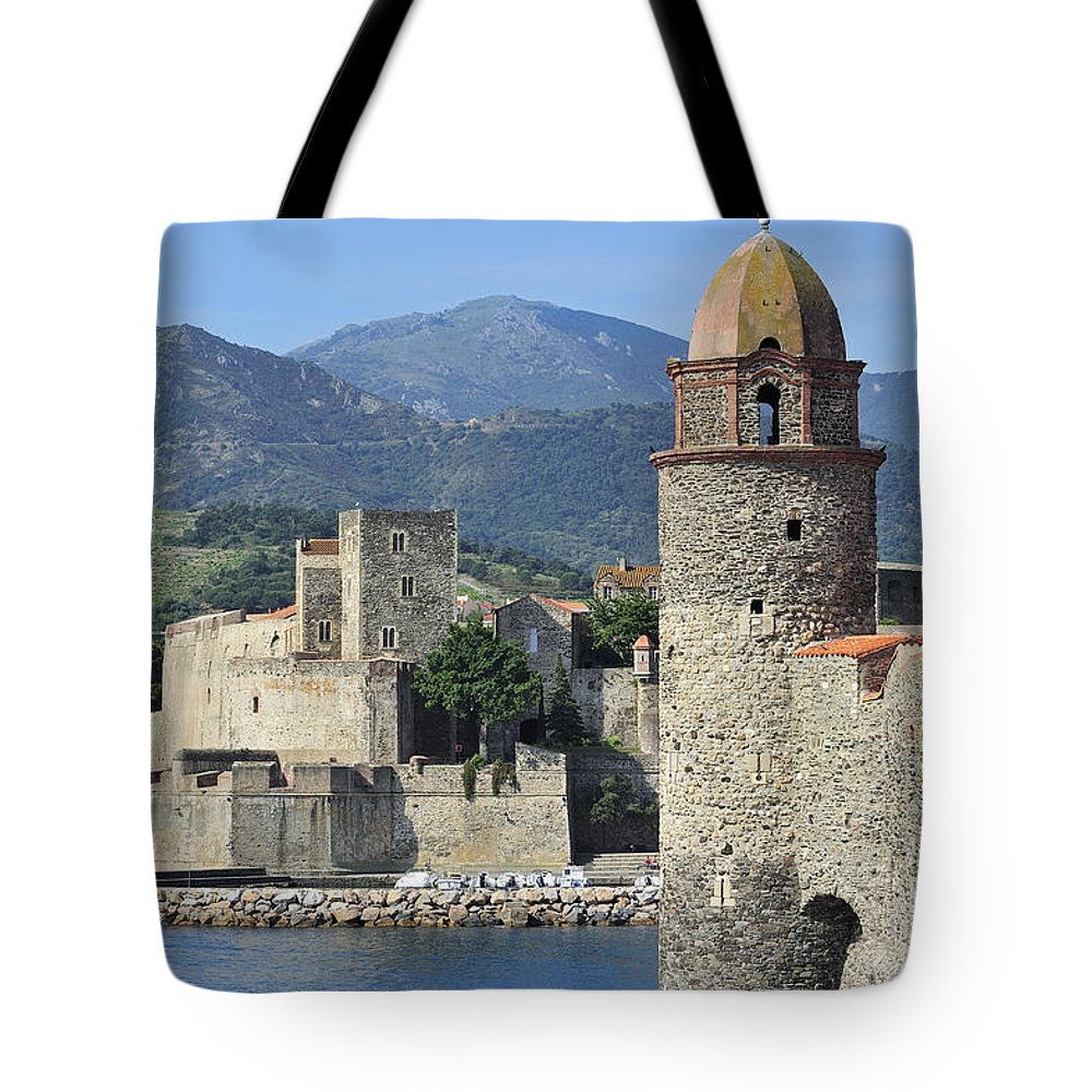 Church Tote Bag featuring the photograph 120520p258 by Arterra Picture Library