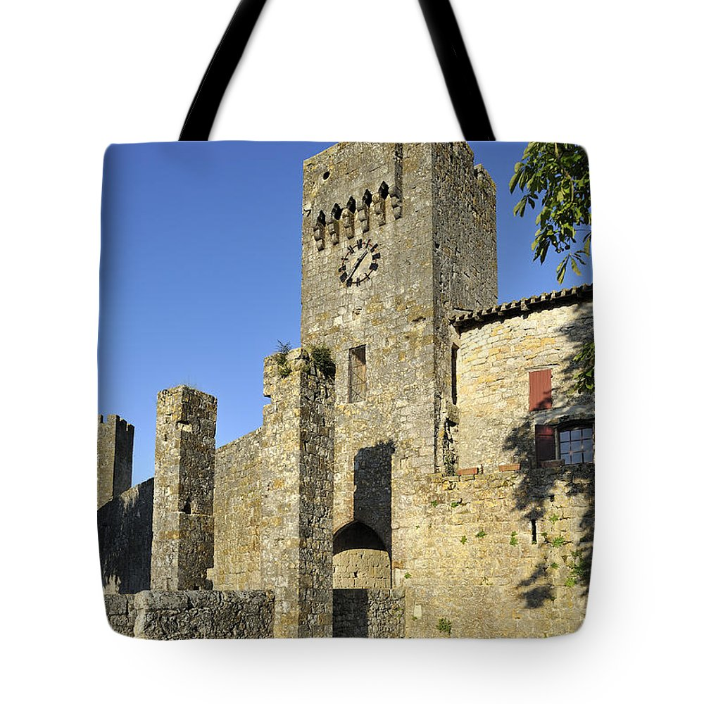 Fortified Tote Bag featuring the photograph 120715p070 by Arterra Picture Library