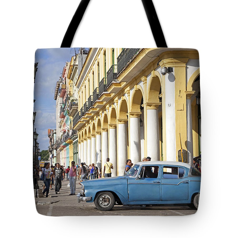 Old Tote Bag featuring the photograph 130215p002 by Arterra Picture Library