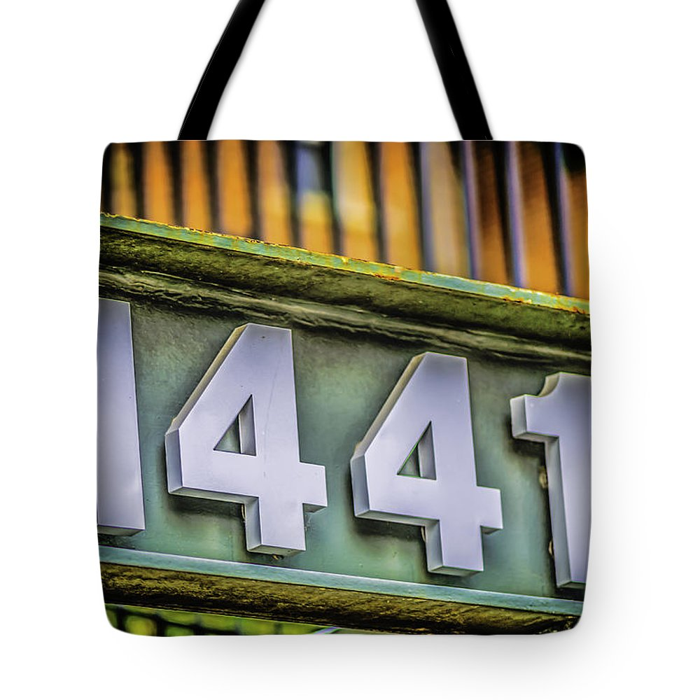 Tote Bag featuring the photograph 1441 by John Jack
