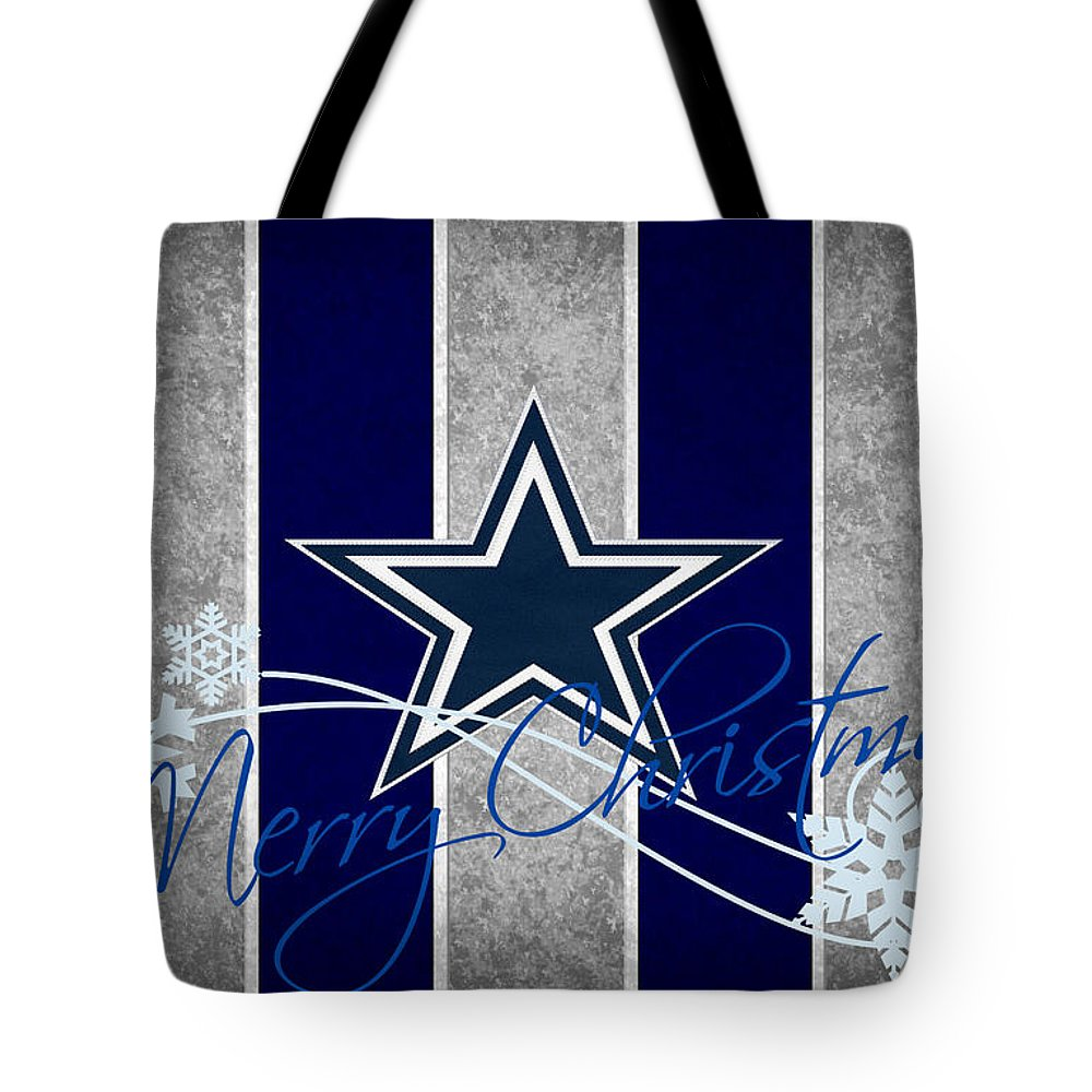 689bc1673 Cowboys Tote Bag featuring the photograph Dallas Cowboys by Joe Hamilton
