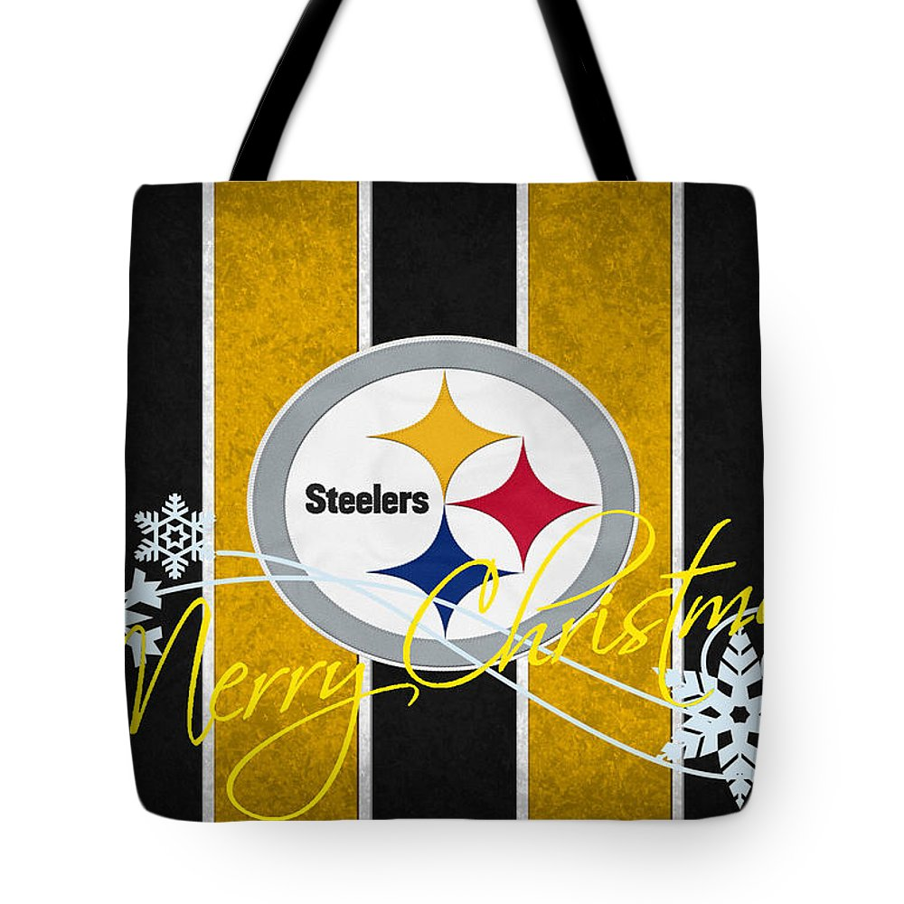 Pittsburgh Steelers Tote Bag for Sale by Joe Hamilton