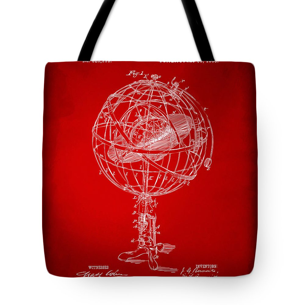 66cb9836b37 World Globes Tote Bags (Page  3 of 100)   Fine Art America