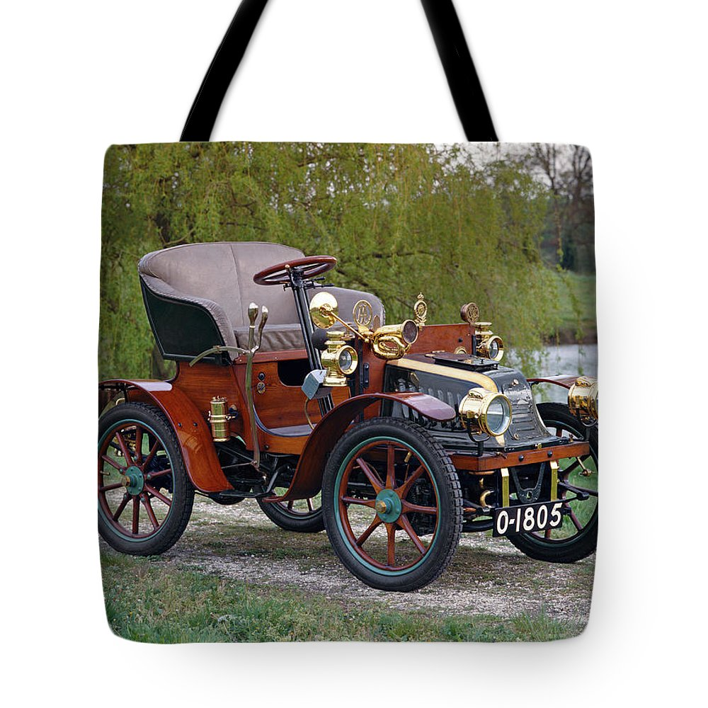 London To Brighton Photographs Tote Bags