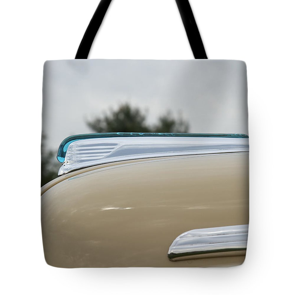 Ford Tote Bag featuring the photograph 1947 Ford by Jack R Perry