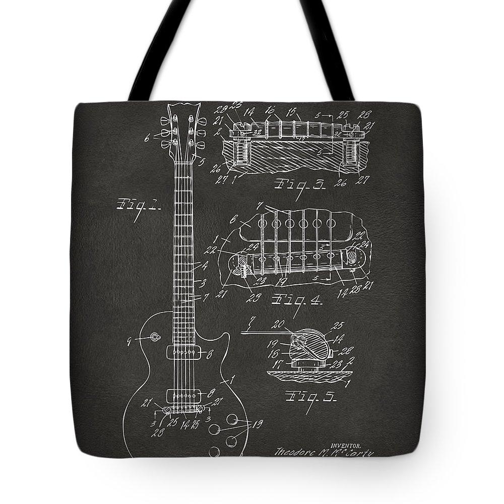 Den Digital Art Tote Bags