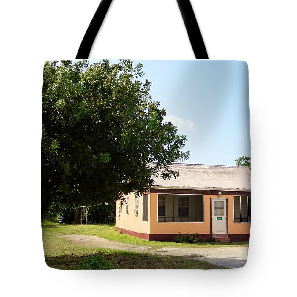 Color Tote Bag featuring the photograph 2666 Cottage by Amar Sheow