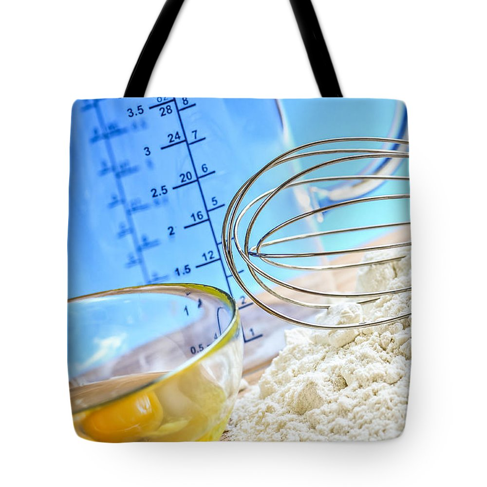Cook Tote Bag featuring the photograph Baking by Elena Elisseeva