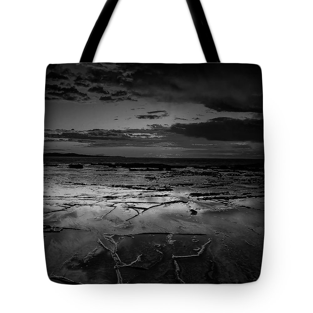 Beach Tote Bag featuring the photograph Beach 23 by Ingrid Smith-Johnsen