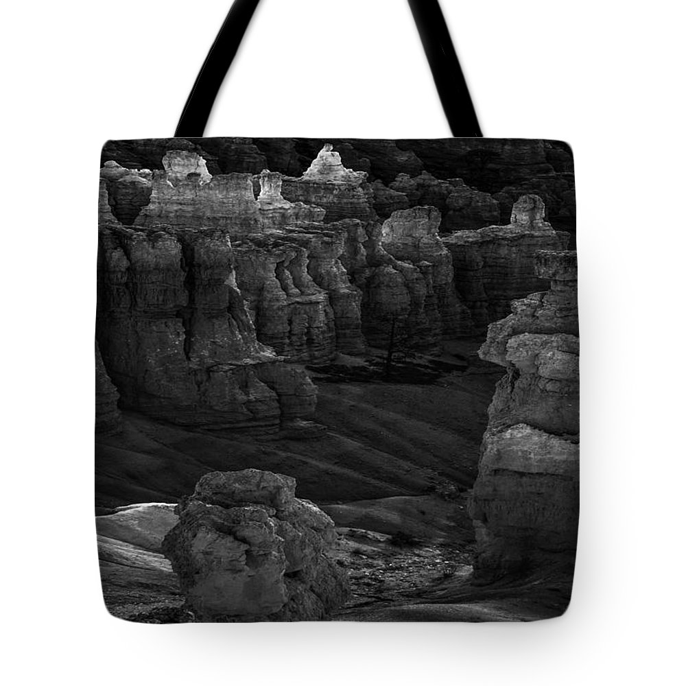 Adventure Tote Bag featuring the photograph Bryce Canyon 11 by Ingrid Smith-Johnsen