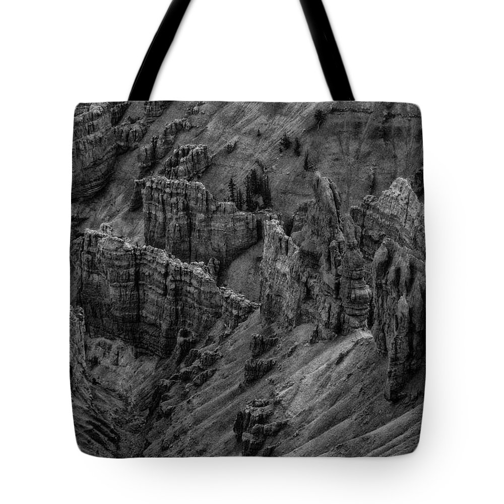 Adventure Tote Bag featuring the photograph Bryce Canyon 4 by Ingrid Smith-Johnsen