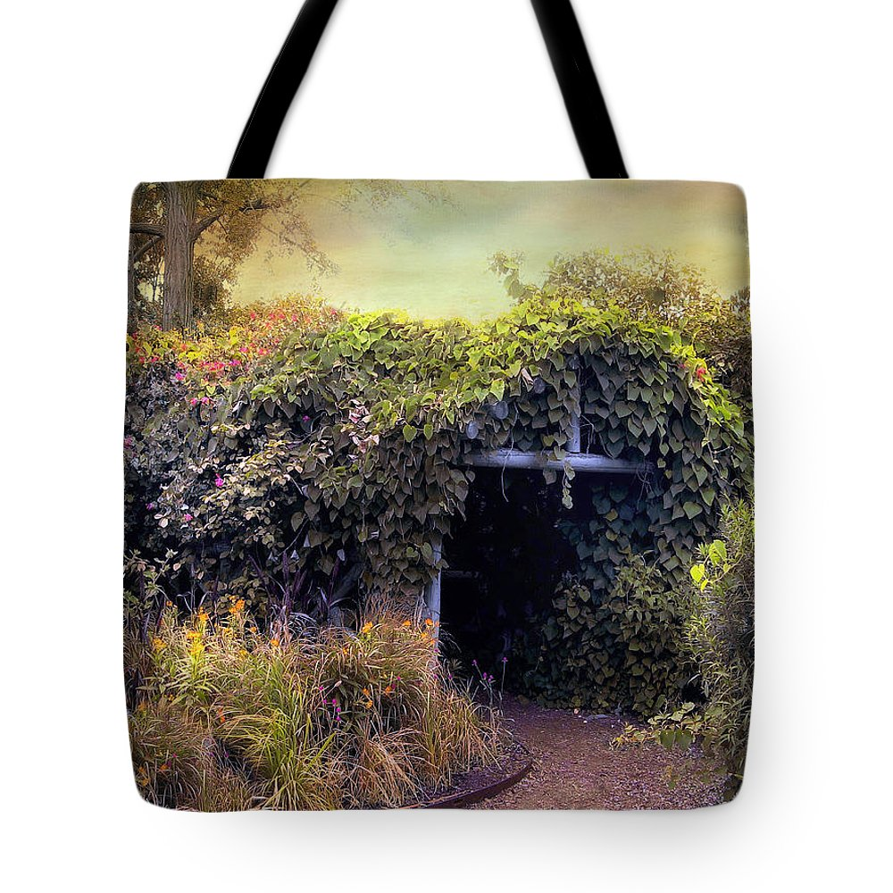 Nature Tote Bag featuring the photograph Country Charm by Jessica Jenney