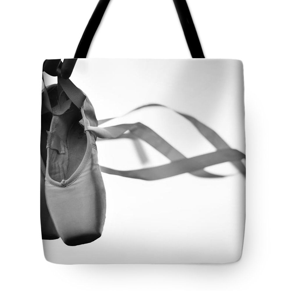 Dance Tote Bag featuring the photograph Dance With The Wind by Laura Fasulo