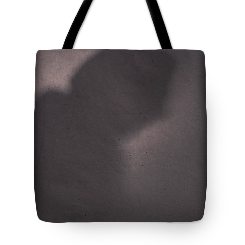 Outline Tote Bag featuring the photograph Deep In Thought by David Kehrli