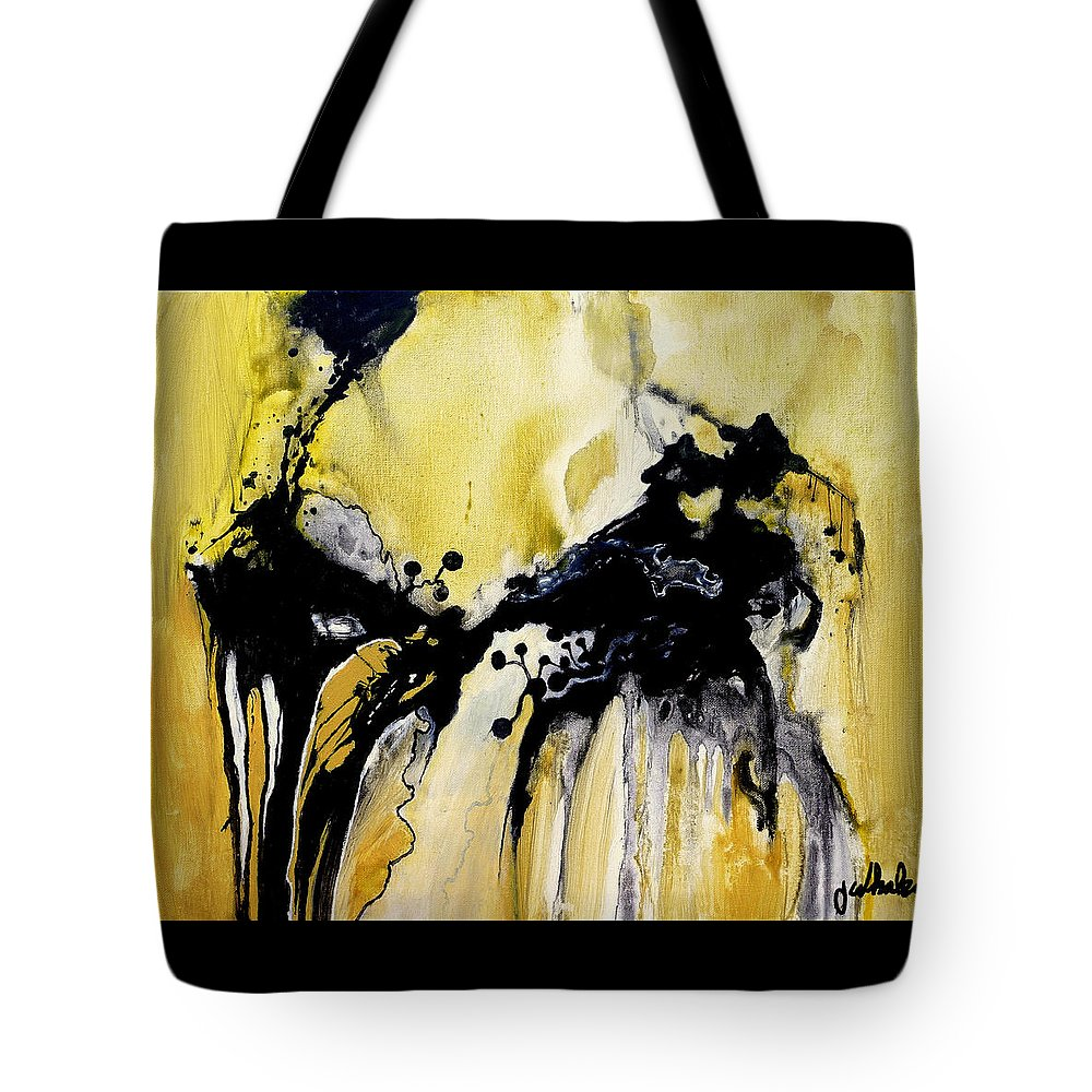 Don Quixote Tote Bag featuring the painting Don Quixote Takes A Wife by Jim Whalen