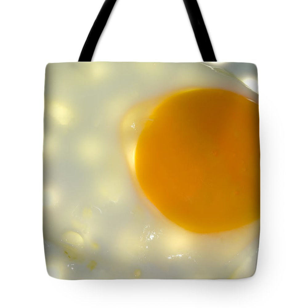 Egg Tote Bag featuring the photograph Egg by Mats Silvan