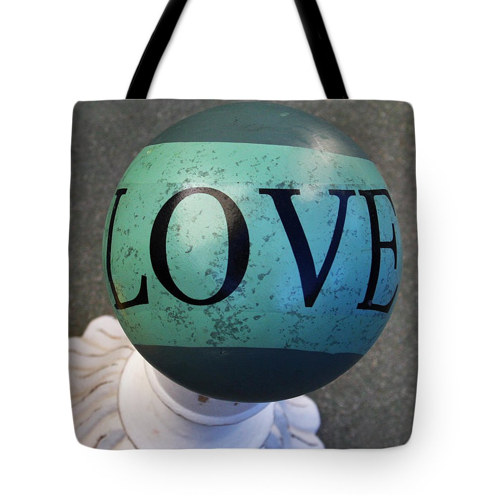 Love Tote Bag featuring the photograph Love Letters by Art Block Collections