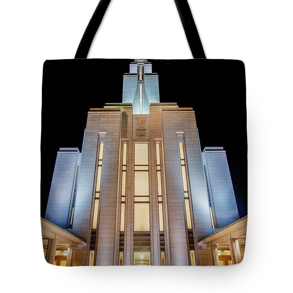 Oquirrh Tote Bags