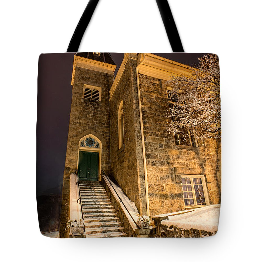 Tote Bag featuring the photograph St. Pauls by Dana Sohr