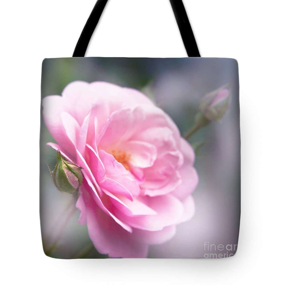 The Divine Child Tote Bag featuring the photograph The Divine Child by Sharon Mau